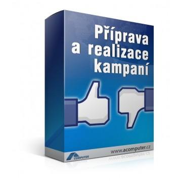 Příprava a realizace kampaní na Facebooku