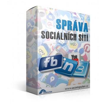Správa sociálních sítí