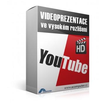 Videoprezentace v HD
