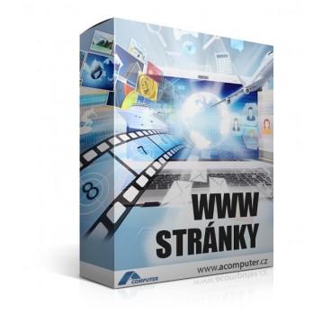 Webové stránky Business