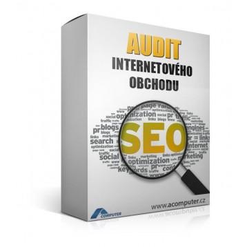 SEO audit internetového obchodu