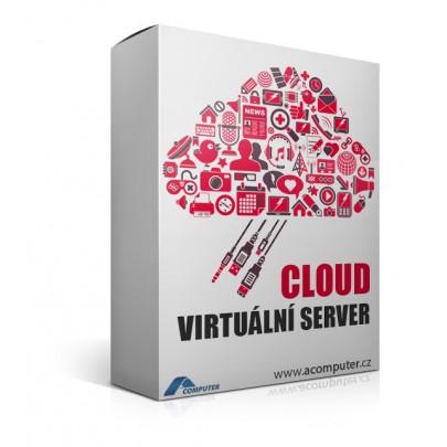 Cloud Virtuální server