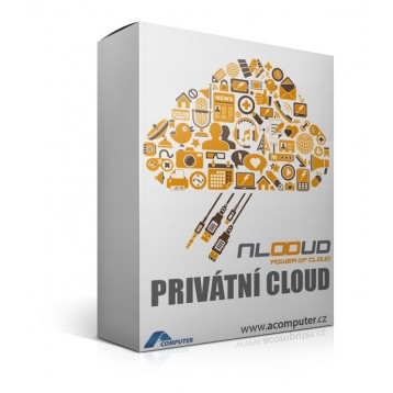Nlooud ISP Cloud – privátní cloud