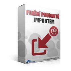 Plnění produktů importem