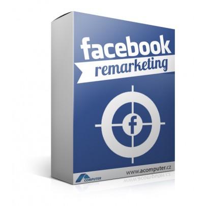 Remarketing s využitím Facebooku