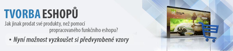 Tvorba Eshopu